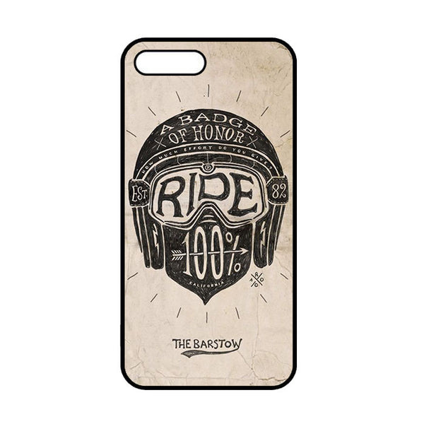 A Badge Of Honor Ride iPhone 7 | 7 Plus Case