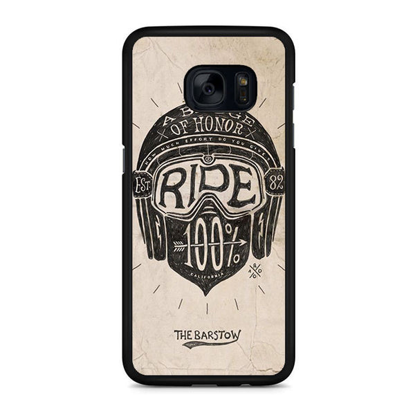 A Badge Of Honor Ride Samsung Galaxy S7 | S7 Edge Case