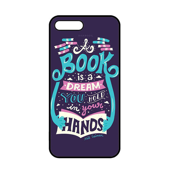 A Book Is A Dream iPhone 7 | 7 Plus Case