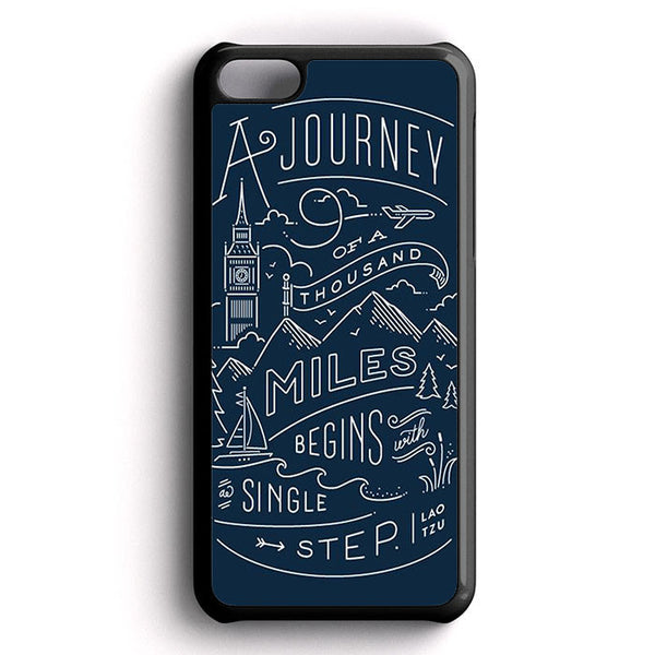 A Journey iPhone 5C Case