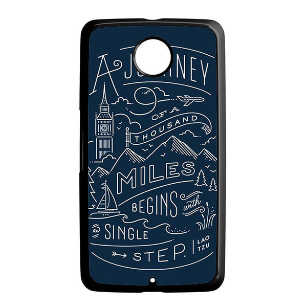 A Journey Nexus 6 5 4 8 5X Case