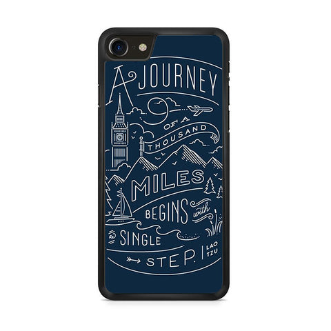 A Journey iPhone 8 Case