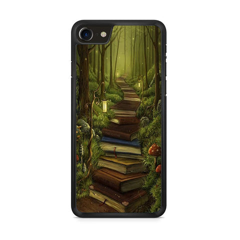 A Long Book iPhone 8 Case