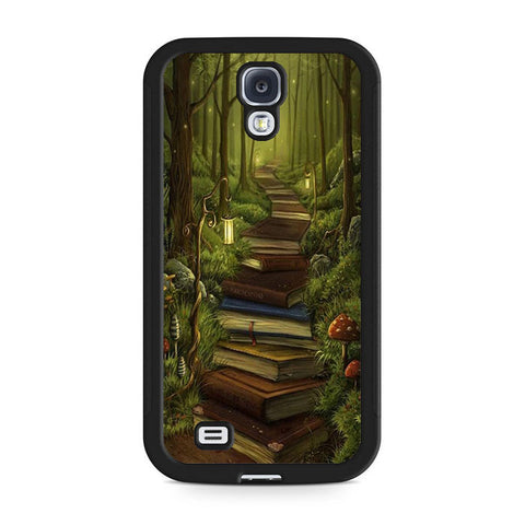 A Long Book Samsung Galaxy S4 | S4 Mini Case