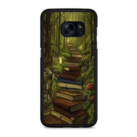 A Long Book Samsung Galaxy S7 | S7 Edge Case