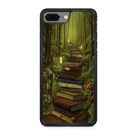 A Long Book iPhone 8 Plus Case