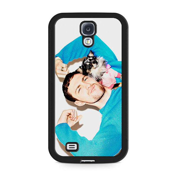 Aaron Taylor Johnson Blue Samsung Galaxy S4 | S4 Mini Case