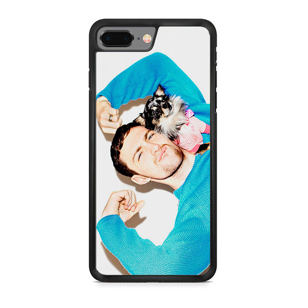 Aaron Taylor Johnson Blue iPhone 8 Plus Case