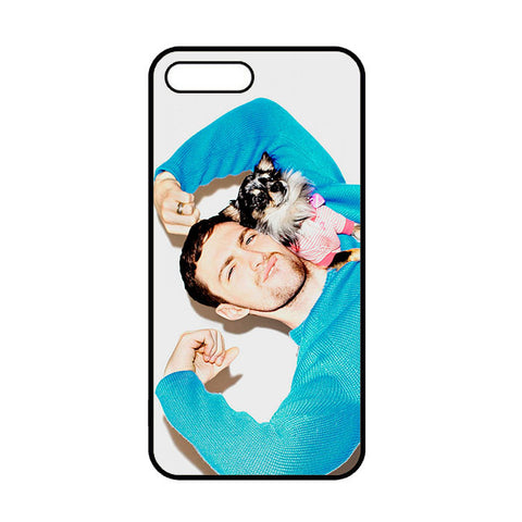 Aaron Taylor Johnson Blue iPhone 7 | 7 Plus Case