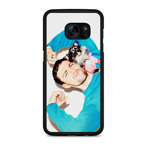 Aaron Taylor Johnson Blue Samsung Galaxy S7 | S7 Edge Case