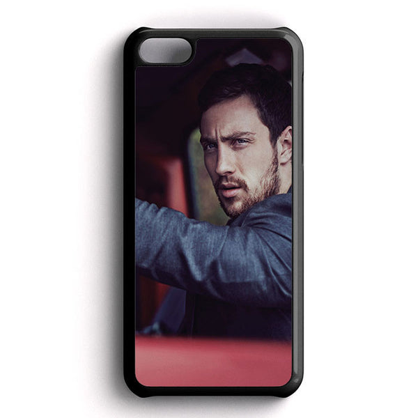 Aaron Taylor Johnson Drive iPhone 5C Case