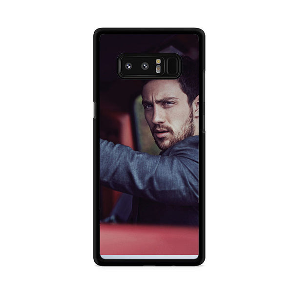 Aaron Taylor Johnson Drive Samsung Galaxy Note 8 Case