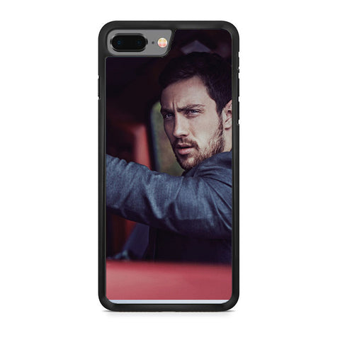 Aaron Taylor Johnson Drive iPhone 8 Plus Case