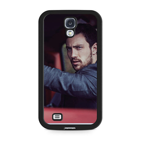 Aaron Taylor Johnson Drive Samsung Galaxy S4 | S4 Mini Case