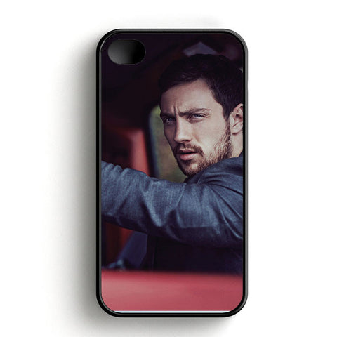 Aaron Taylor Johnson Drive iPhone 4 | 4S Case