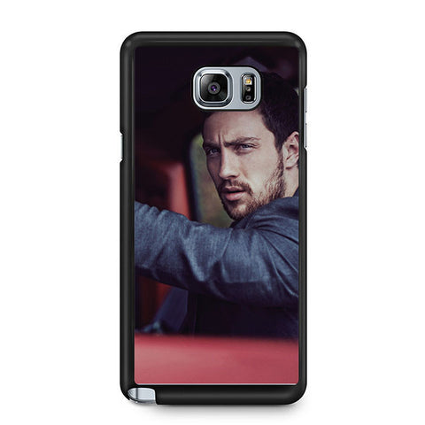 Aaron Taylor Johnson Drive Samsung Galaxy Note 5 7 5 Edge | Edge Case