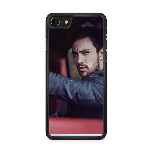Aaron Taylor Johnson Drive iPhone 8 Case