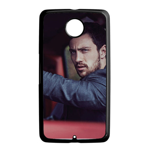 Aaron Taylor Johnson Drive Nexus 6 5 4 8 5X Case