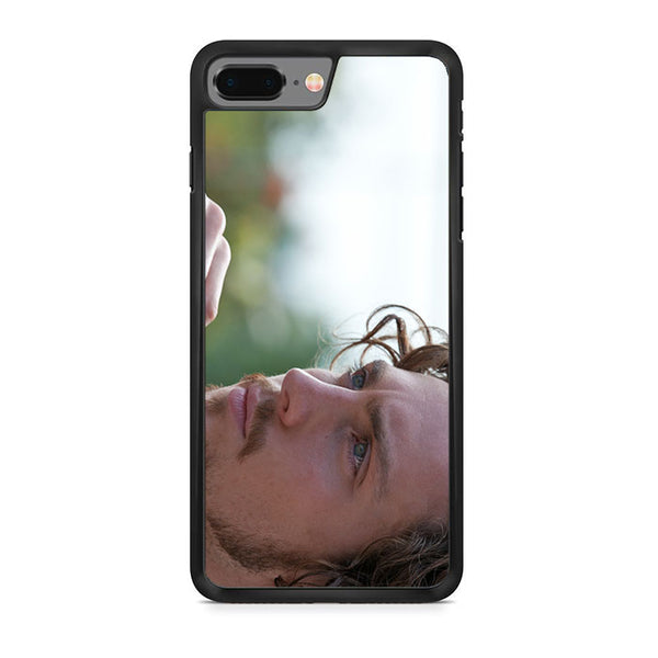 Aaron Taylor Johnson Garden iPhone 8 Plus Case
