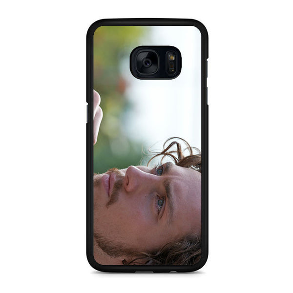 Aaron Taylor Johnson Garden Samsung Galaxy S7 | S7 Edge Case