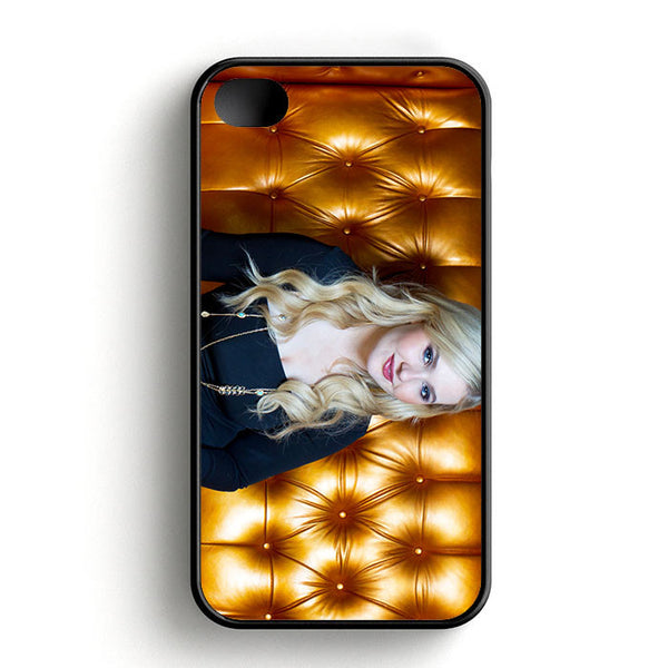 Abigail Breslin Gold Sofa iPhone 4 | 4S Case