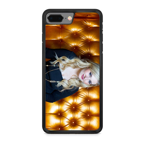Abigail Breslin Gold Sofa iPhone 8 Plus Case
