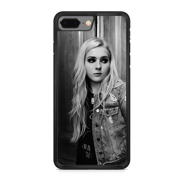 Abigail Breslin Greyscale iPhone 8 Plus Case