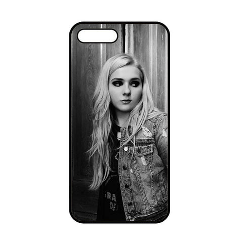 Abigail Breslin Greyscale iPhone 7 | 7 Plus Case