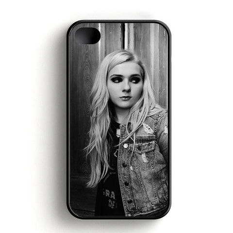 Abigail Breslin Greyscale iPhone 4 | 4S Case