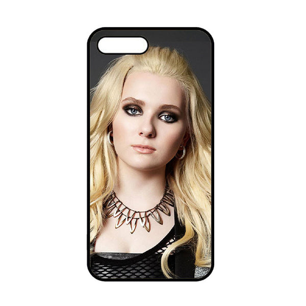 Abigail Breslin Rock iPhone 7 | 7 Plus Case