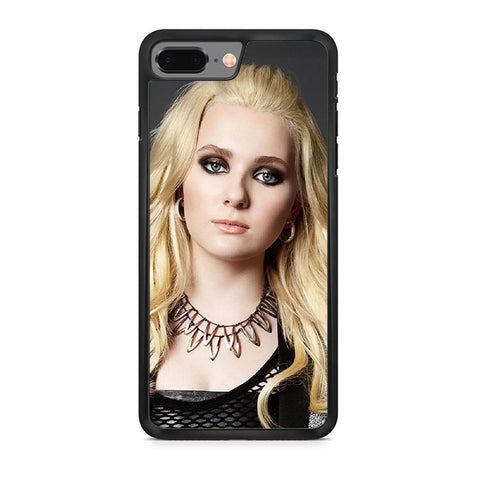 Abigail Breslin Rock iPhone 8 Plus Case