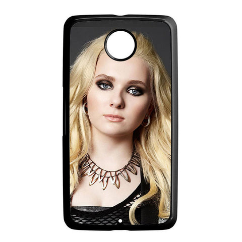 Abigail Breslin Rock Nexus 6 5 4 8 5X Case
