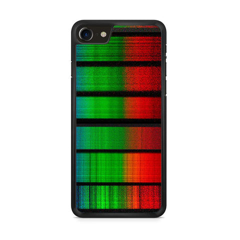 Absorption Spectrum Type iPhone 8 Case