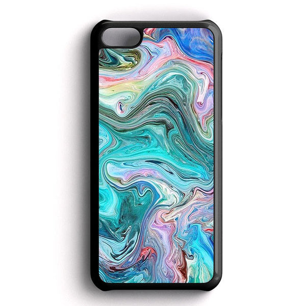 Abstrack Colour iPhone 5C Case