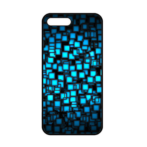 Abstract Blue Glowing iPhone 7 | 7 Plus Case