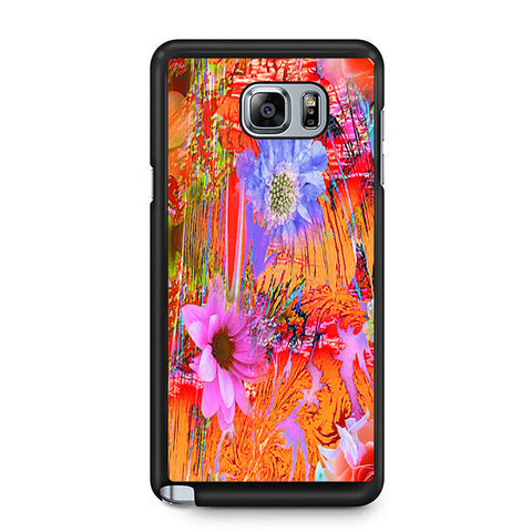 Abstract Colorful Patterns Samsung Galaxy Note 5 7 5 Edge | Edge Case