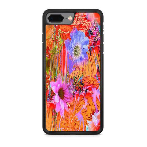 Abstract Colorful Patterns iPhone 8 Plus Case