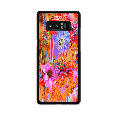 Abstract Colorful Patterns Samsung Galaxy Note 8 Case