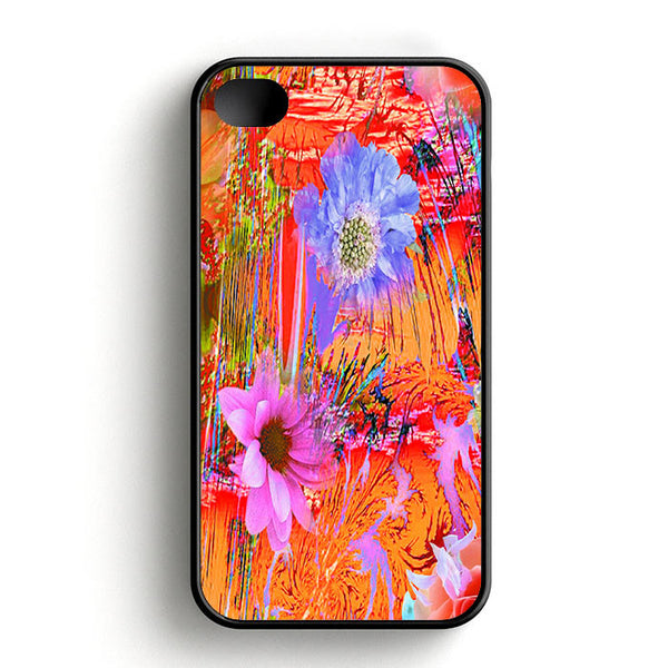 Abstract Colorful Patterns iPhone 4 | 4S Case