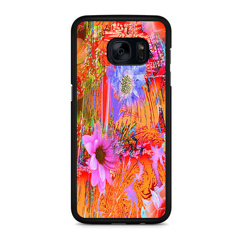 Abstract Colorful Patterns Samsung Galaxy S7 | S7 Edge Case