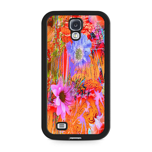 Abstract Colorful Patterns Samsung Galaxy S4 | S4 Mini Case