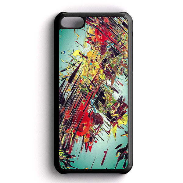 Abstract Design (2) iPhone 5C Case