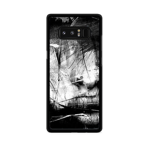 Abstract Face Samsung Galaxy Note 8 Case