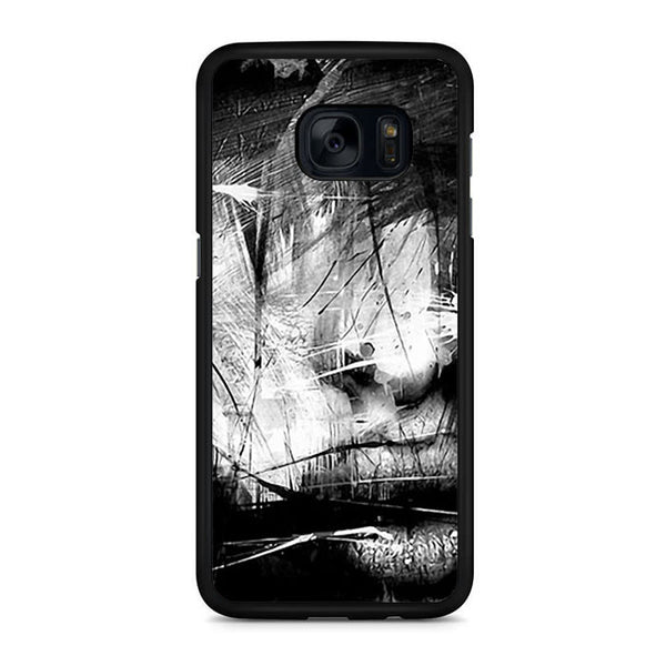 Abstract Face Samsung Galaxy S7 | S7 Edge Case