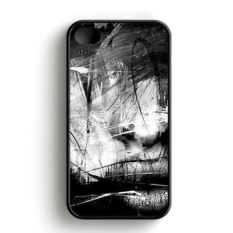 Abstract Face iPhone 4 | 4S Case