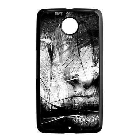 Abstract Face Nexus 6 5 4 8 5X Case