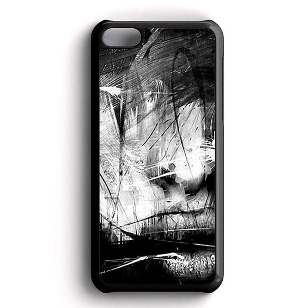 Abstract Face iPhone 5C Case