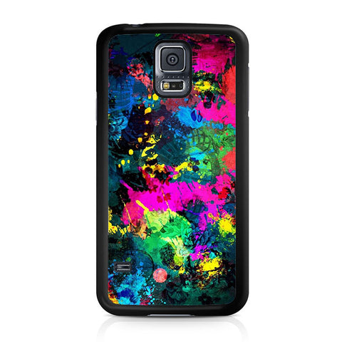 Abstract Full Color Samsung Galaxy S5 | S5 Mini Case