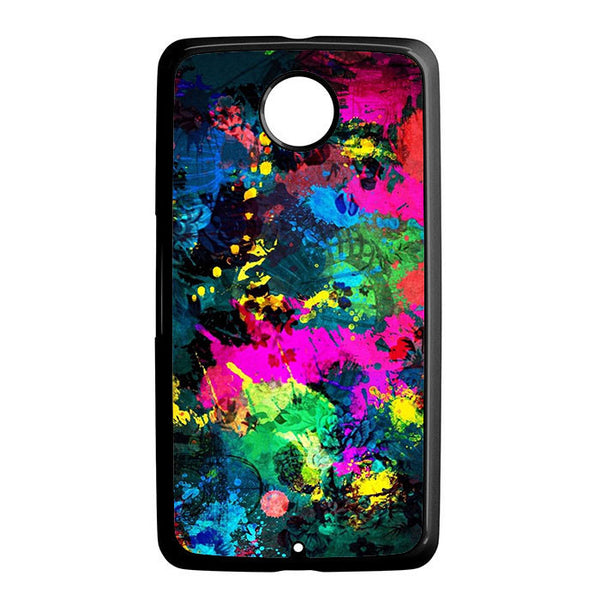 Abstract Full Color Nexus 6 5 4 8 5X Case