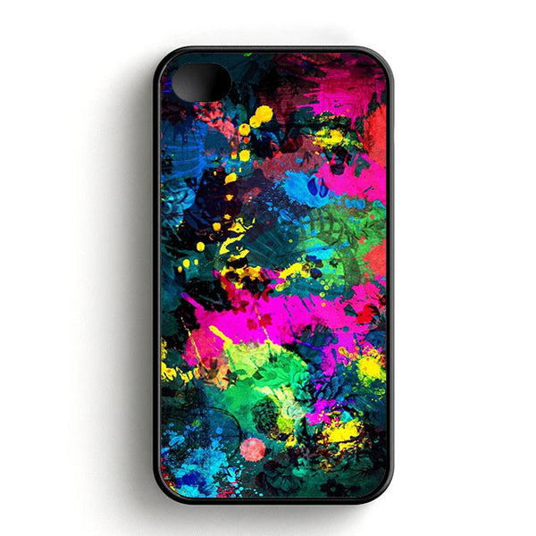 Abstract Full Color iPhone 4 | 4S Case